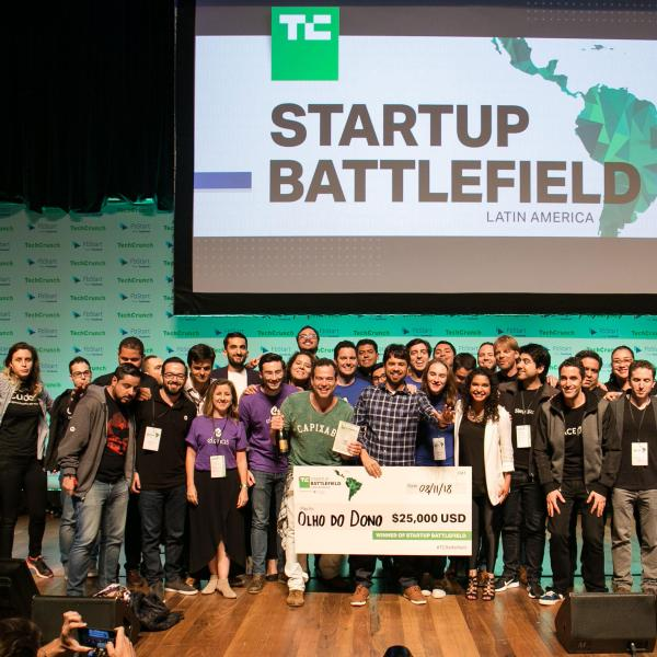 TECHCRUNCH BATTLEFIELD X LATIN AMERICA BY FACEBOOK